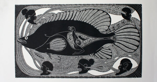 Garum (Barramundi Cod) by Michael Nona