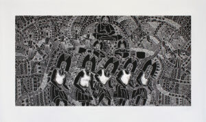 Gabdaio (Men Ceremony) by Jomen Nona
