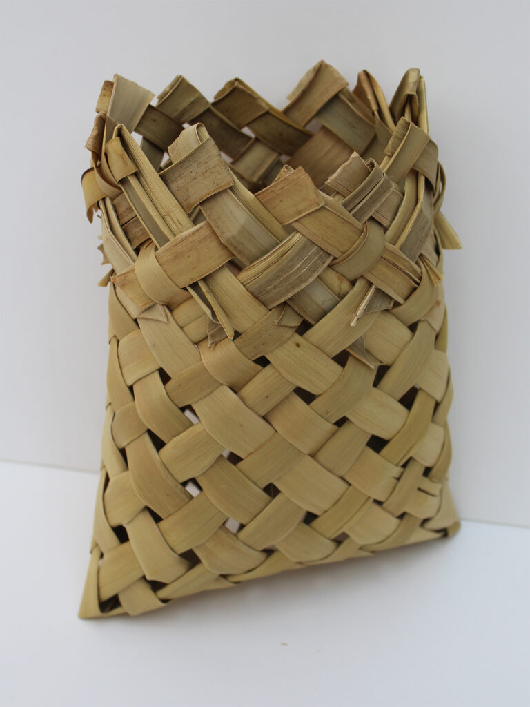 Basket by Eva Richardson