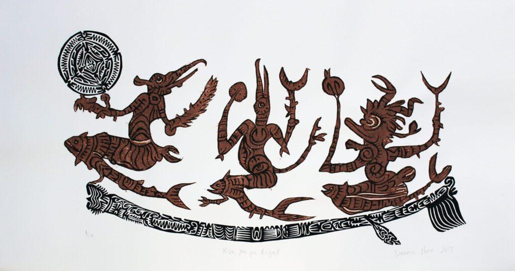 Kisa Paipa Angaik by Dennis Nona