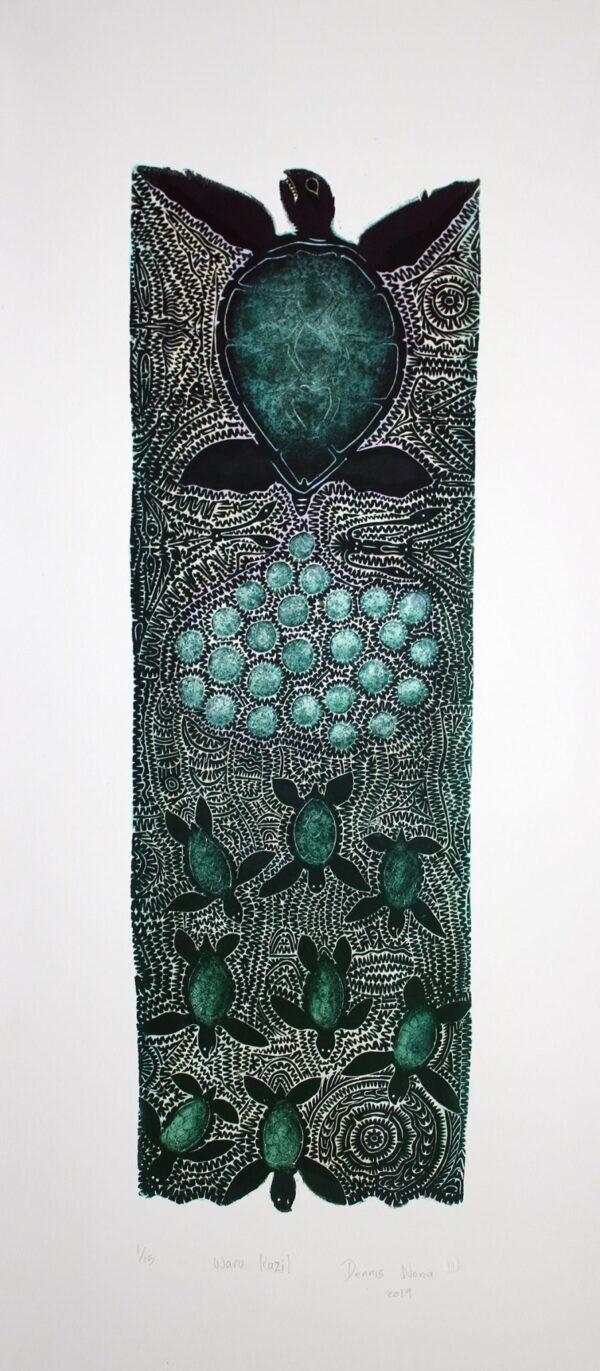 Waru Kazil by Dennis Nona