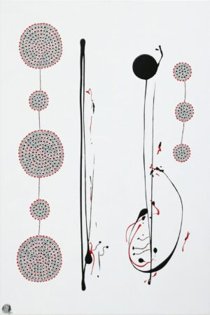 Quela's New Moon by Julian Oates