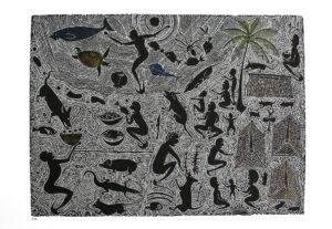 Yellub A Ngau Unai by Dennis Nona