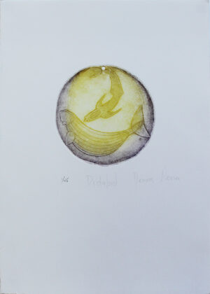 Dibadib - Warrior Pendant by Dennis Nona