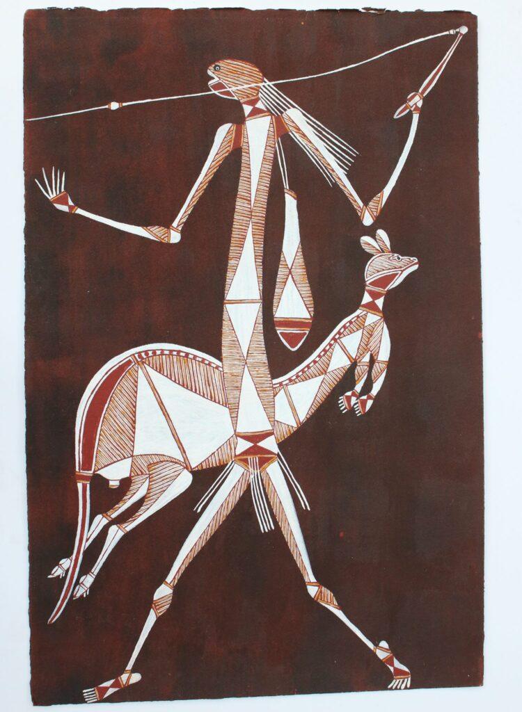 Nakidjkidj Spirit by Graham Badari