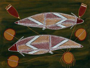 Namarddakka (Nail Fish) Selina Nadjowh