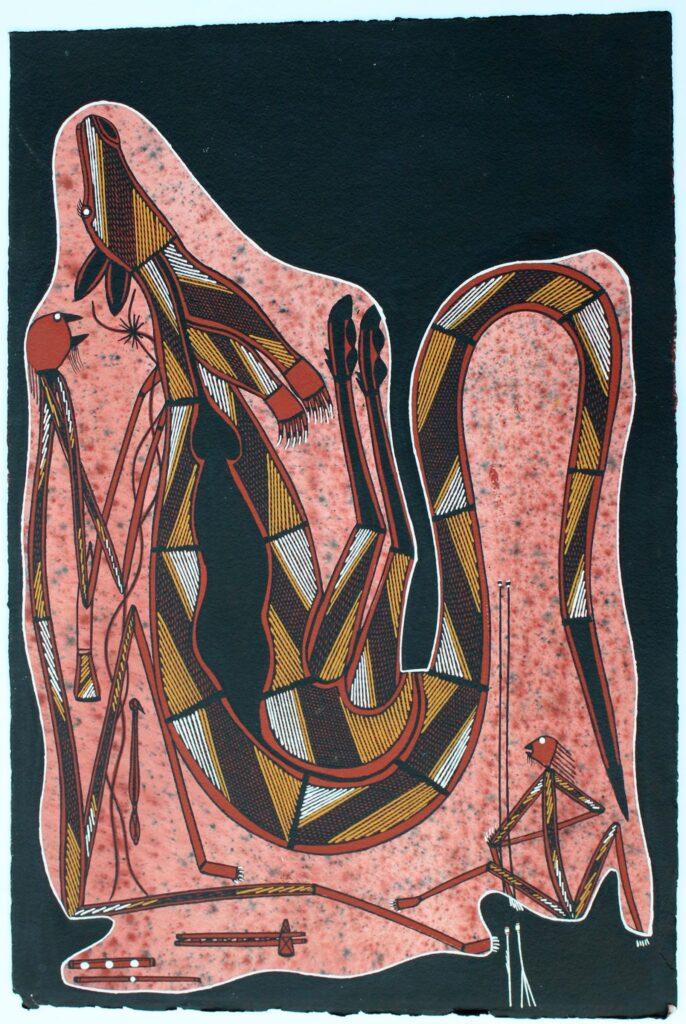 Mimih Spirit Hunting by Ezariah Kelly