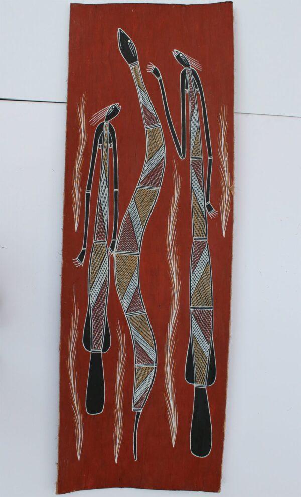 Yawkyawk (Water Spirit) by Jonah Djumburri