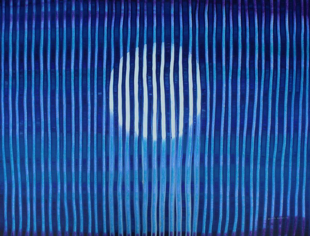 Full Moon 1 by Rosella Namok