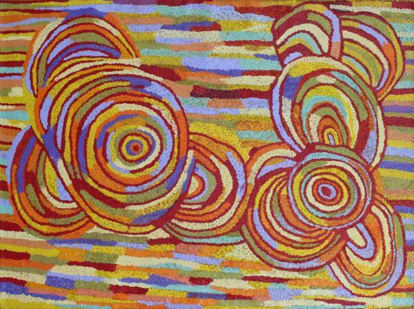 Kungkarangkalpa (Seven Sisters Story) by Jennifer Mintaya Connelly Ward