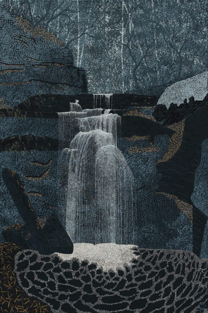 Strickland Falls by Mick Quilliam