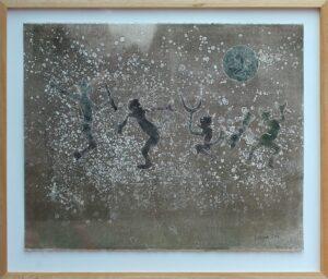 Madubal Dabu Iebuia by Dennis Nona