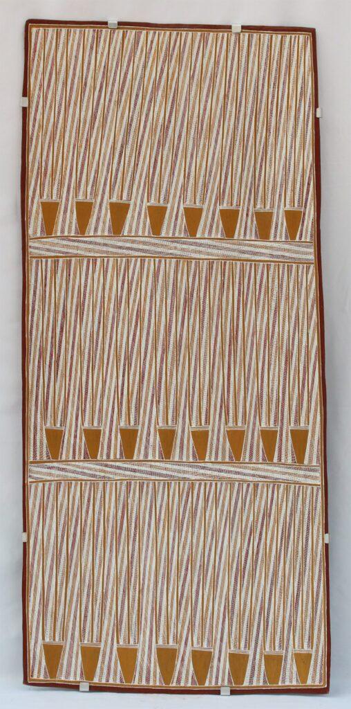 Jima Jima (Waterlily) by Tommy Gondorra Steele
