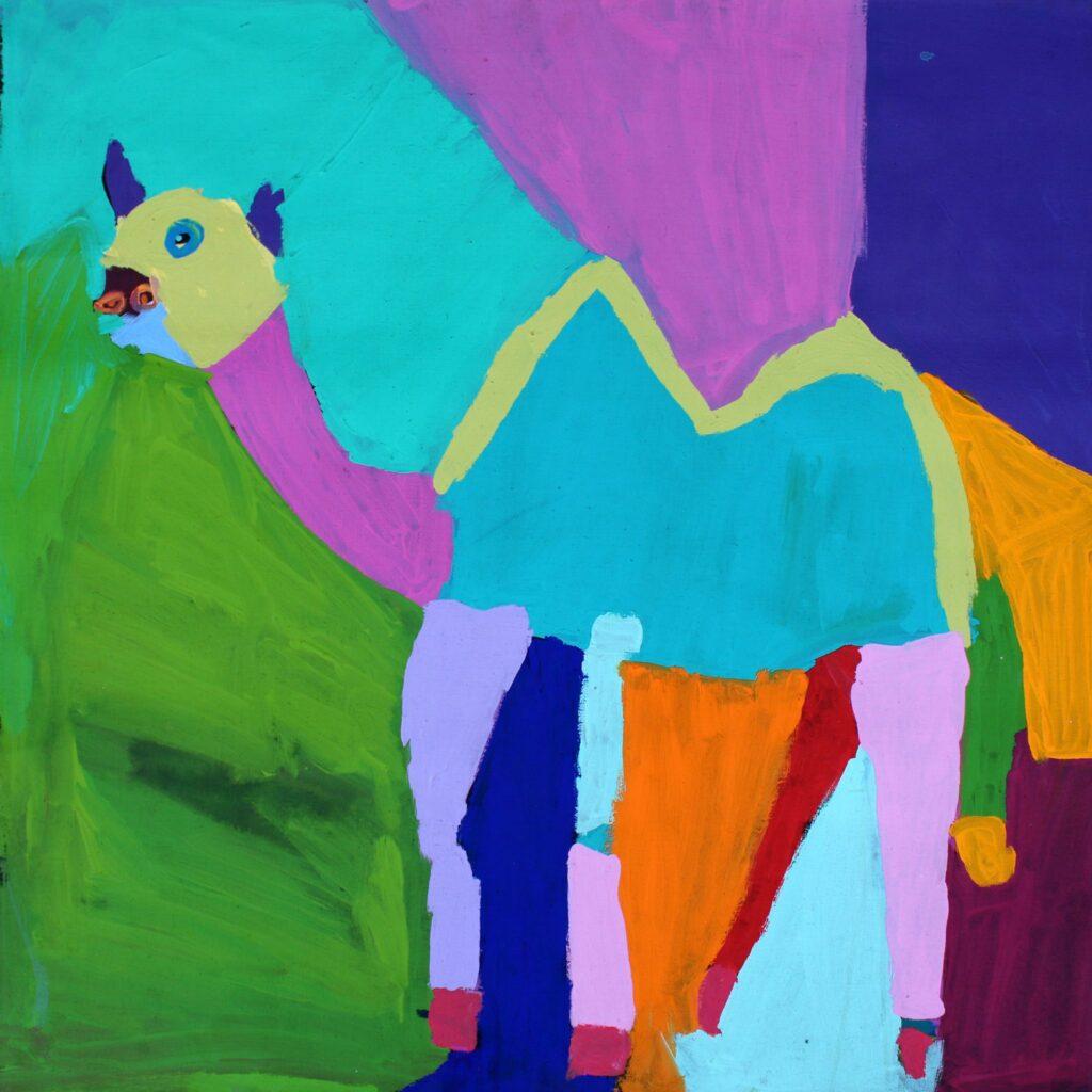 Camel by Karen Barnes