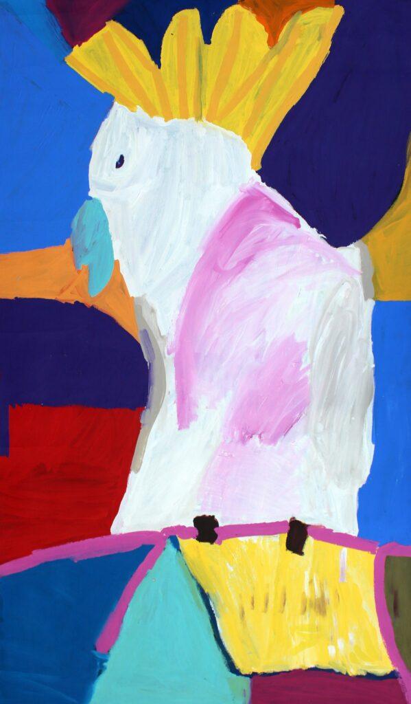 Cockatoo by Karen Barnes