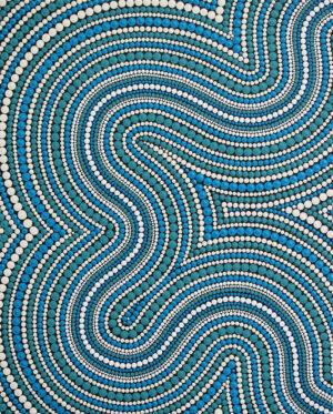 River Paths by Reuben Oates