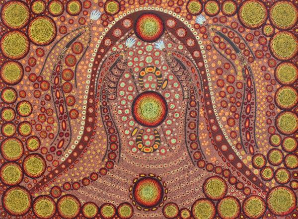 Dancing Spirit Women by Zita Pengarte Wallace