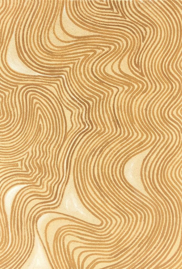 Sandhills at Miniri by Jonathan Kumintjarra Brown