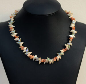 Shell Choker by Lola Greeno