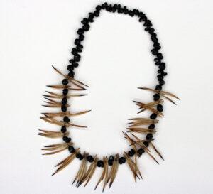 Shell Necklace by Lola Greeno