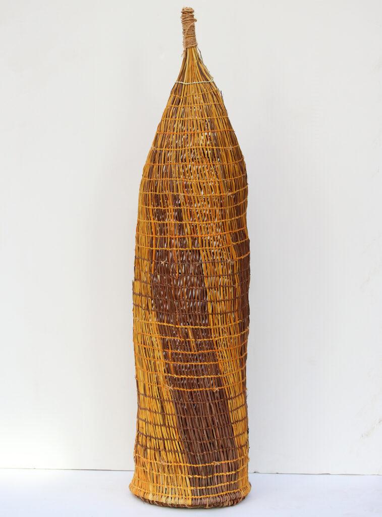 An-Gujechiya (Fish Trap) by Lorna Jin-Gubarrangunya