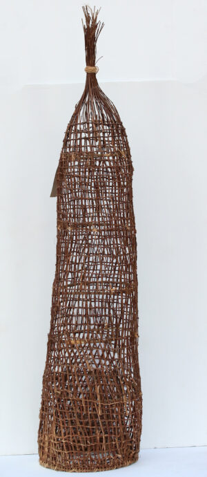 An-Gujechiya (Fish Trap) by Betty Wanduk Bulugada