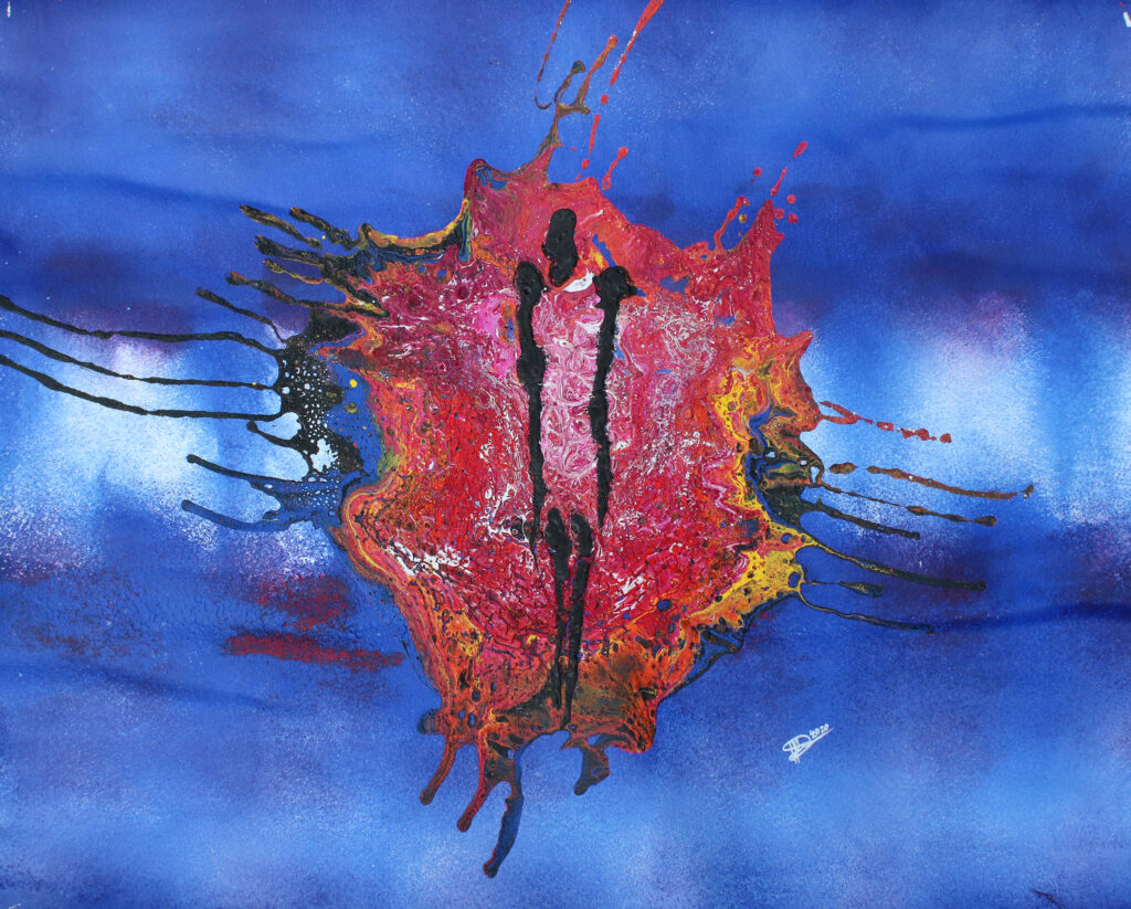 Niiyi Kuntha - Disturbing Heart by Silas Hobson