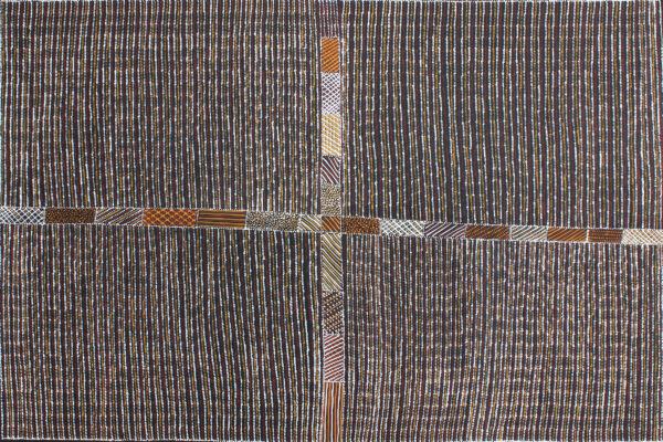 Jilamara by Susan Wanji Wanji