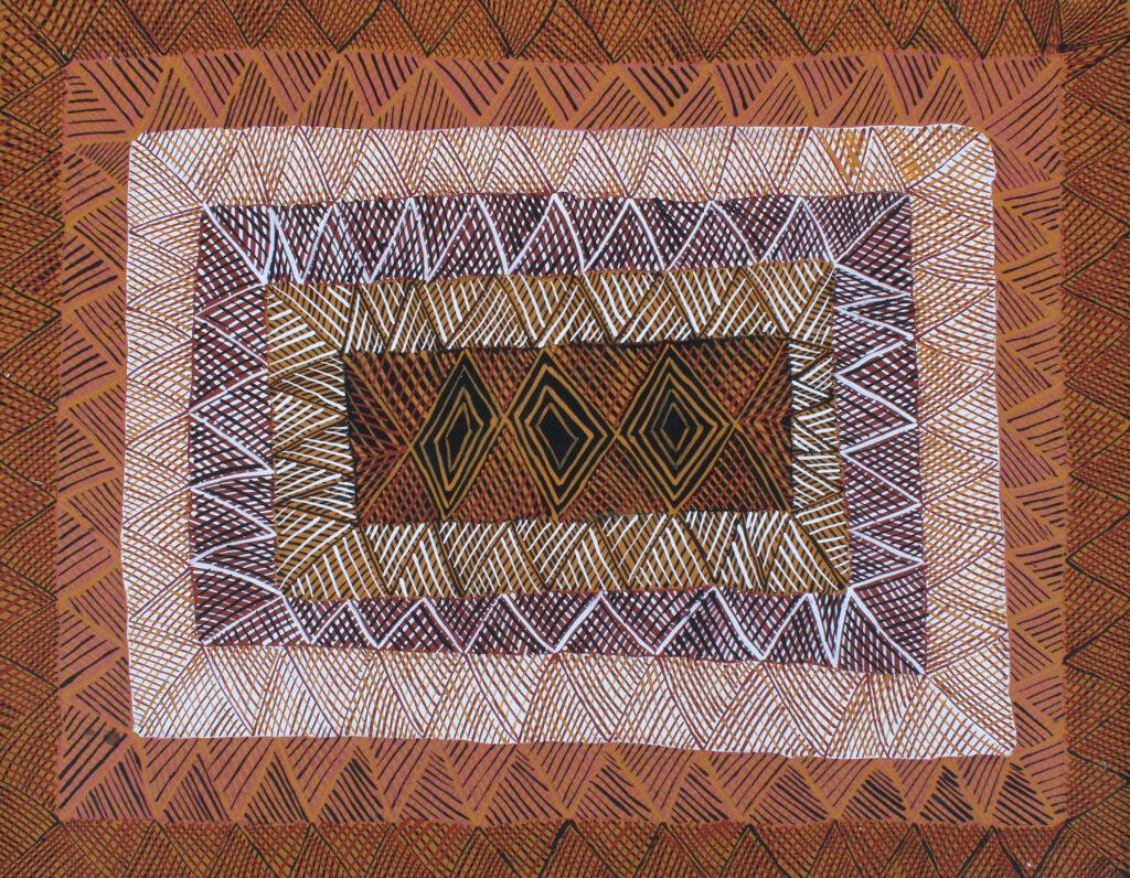 Pupuni Jilamara by Carol Puruntatameri