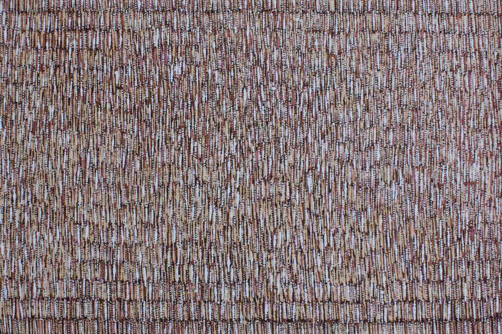 Winga (Tidal Movement/waves) by Alison Puruntatameri
