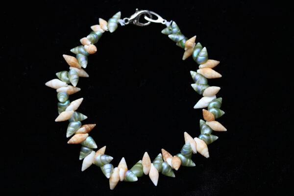 Shell Bracelet by Lola Greeno
