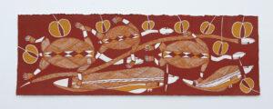 Namarddakka, Ngalmangiyi & Kedjebe by Roland Burrunali