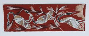 Komorlo (Egret) by Craig Bangarr