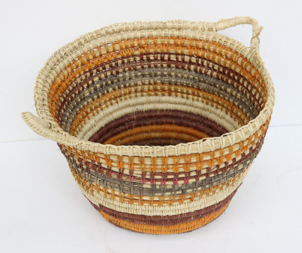 Coil Pandanus Bowl by Julieanne Bangalang