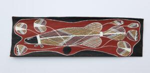 Namarnkol (Barramundi) by Tony Nadjalaburnburn