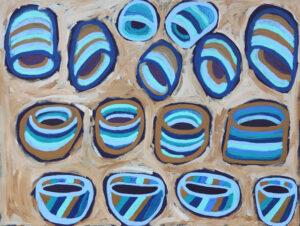 Baskets by Ethel (Narelle) Kanpatja Holland