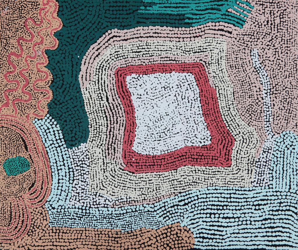 Purrungu, Python Story by Esther Giles