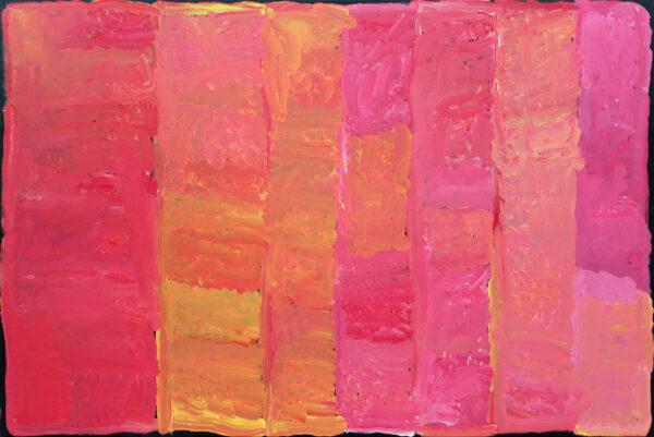 Painting by Kudditji