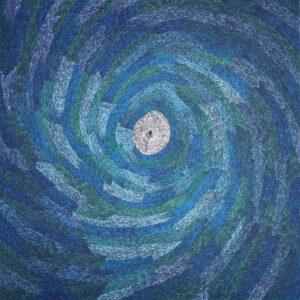 Painting by Julie Nangala Robertson