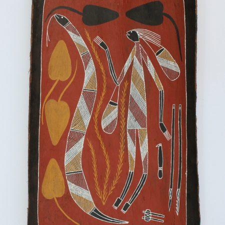 Mimih Spirit by Priscilla Badari
