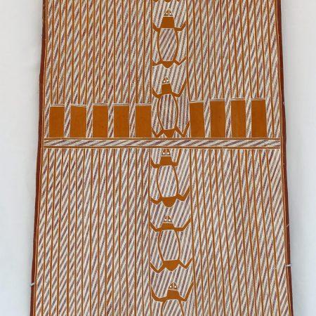 Jima Jima (Waterlily) by Fiona Jin-Majinggal Mason