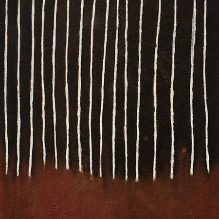 Black Rain - Maralinga by Jonathan Kumintjarra Brown